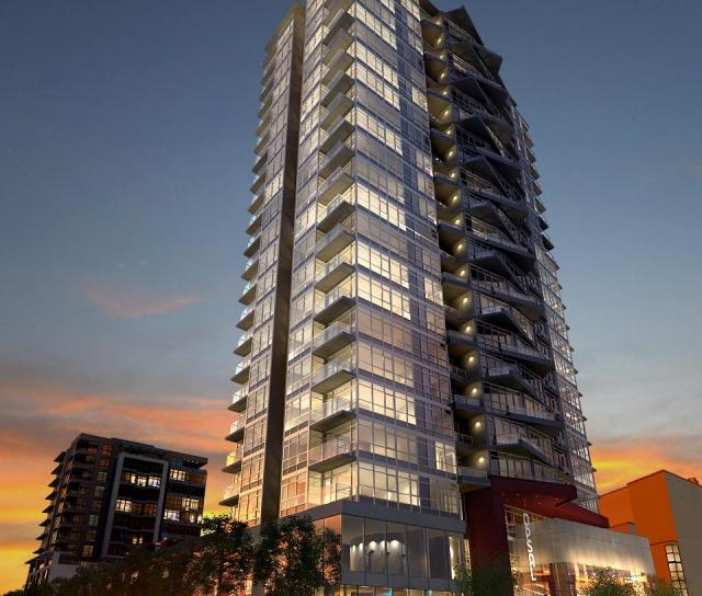 1775 Quebec Street, Olympic Village, Vancouver West