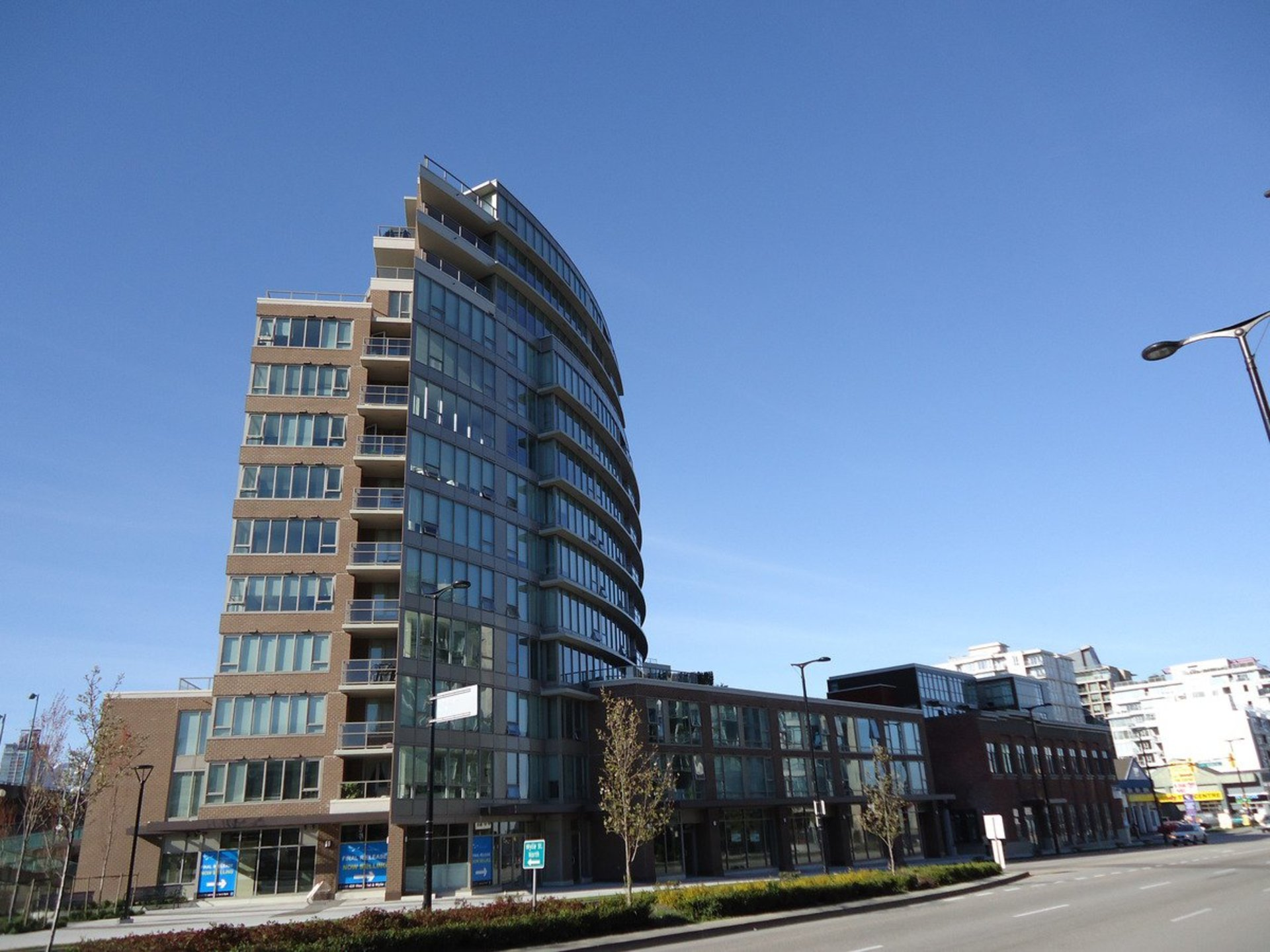 445 W 2nd Avenue, Olympic Village, Vancouver West