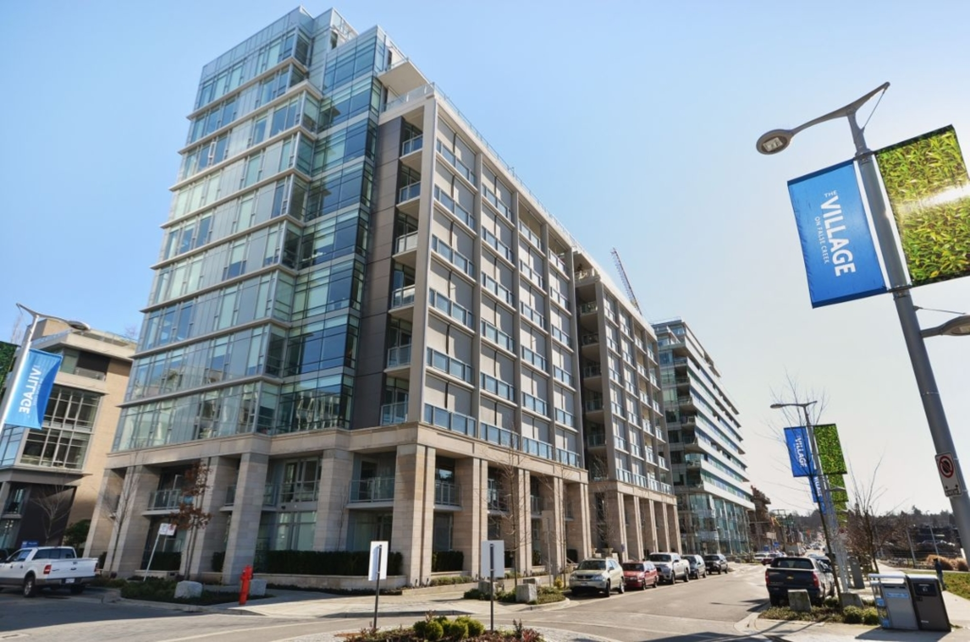 1616 Columbia Street, Olympic Village, Vancouver West