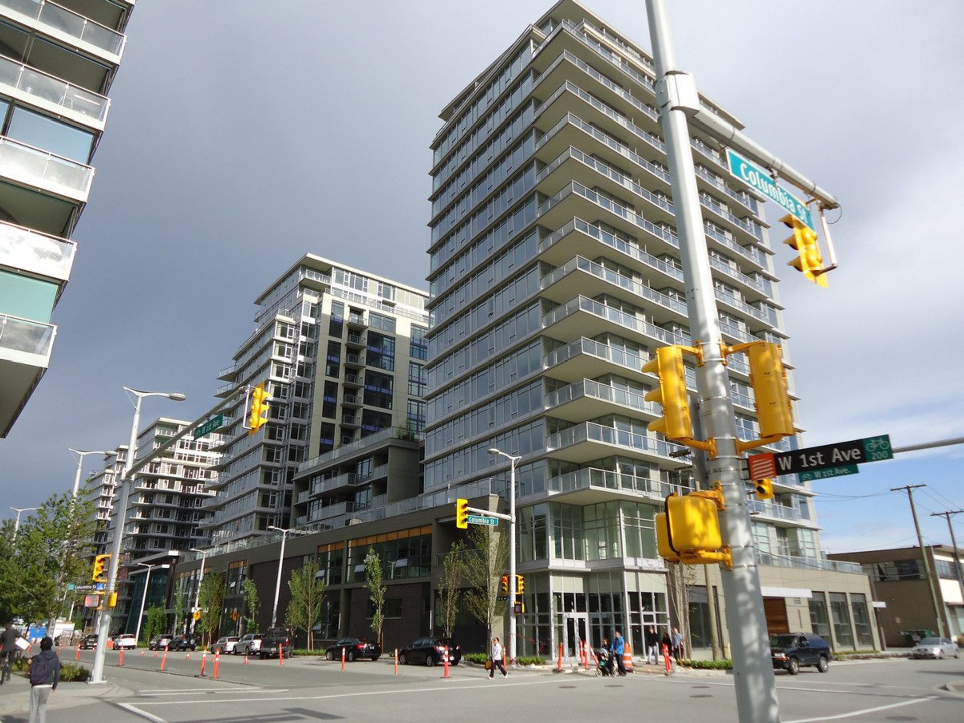 1708 W Columbia Street, Olympic Village, Vancouver West