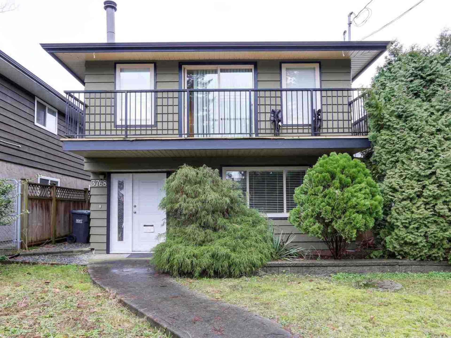 3768 Coast Meridian Road, Oxford Heights, Port Coquitlam photo number 1