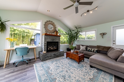 Living-Room at 1378 Oakwood Crescent, Norgate, North Vancouver