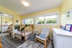 Bedrooom at 1378 Oakwood Crescent, Norgate, North Vancouver