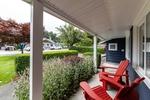 Front Veranda at 1378 Oakwood Crescent, Norgate, North Vancouver