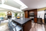 Kitchen at 1378 Oakwood Crescent, Norgate, North Vancouver