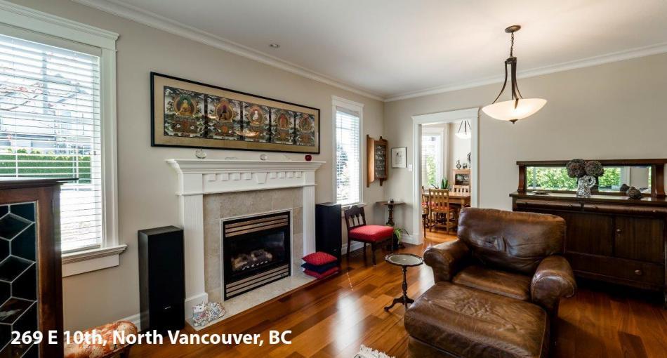 269 E 10th Street, North Vancouver