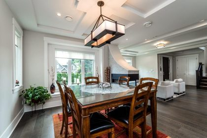 dining at 720 E 11th Street, Boulevard, North Vancouver