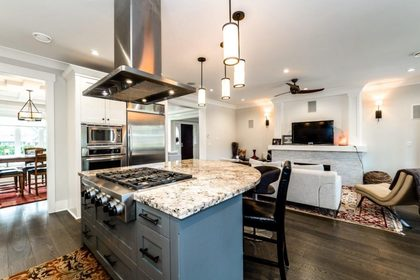 kitchen at 720 E 11th Street, Boulevard, North Vancouver