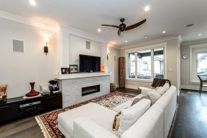 living-room at 720 E 11th Street, Boulevard, North Vancouver