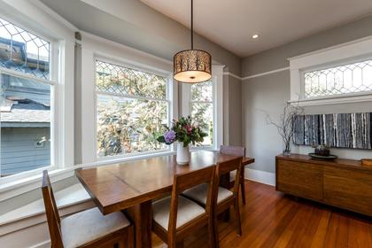 Dining Room at 426 E 10th Street, Central Lonsdale, North Vancouver