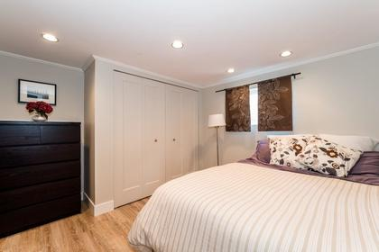Guest Bedroom (Lower Level) at 426 E 10th Street, Central Lonsdale, North Vancouver