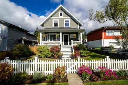 Front Exterior at 426 E 10th Street, Central Lonsdale, North Vancouver