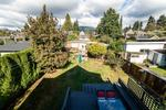Fron Rear Enclosed Veranda at 426 E 10th Street, Central Lonsdale, North Vancouver