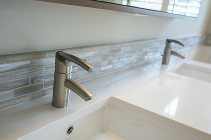 Bathroom Faucet at 1706 West 15th Avenue, Vancouver West