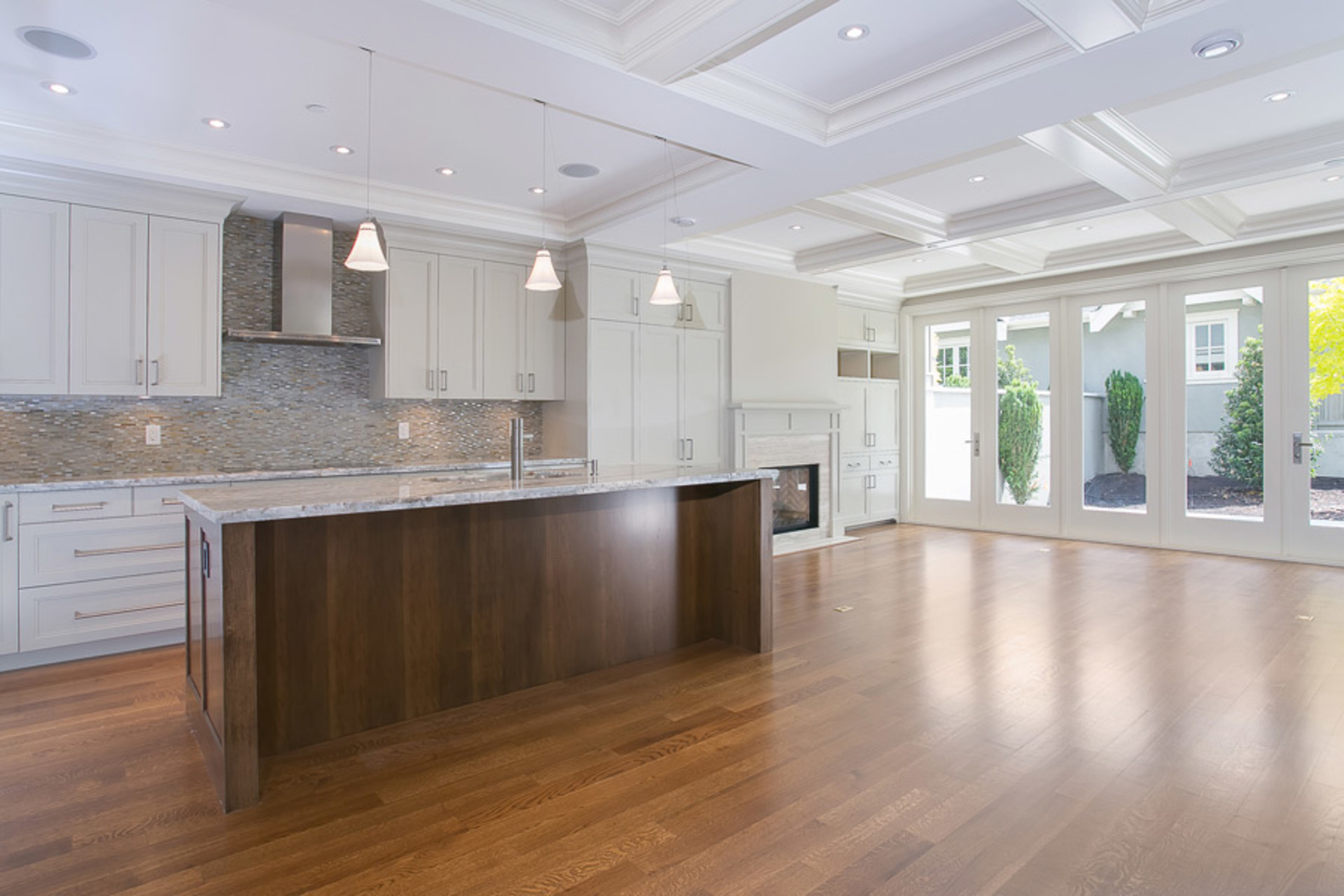 Kitchen at 1706 West 15th Avenue, Shaughnessy, Vancouver West