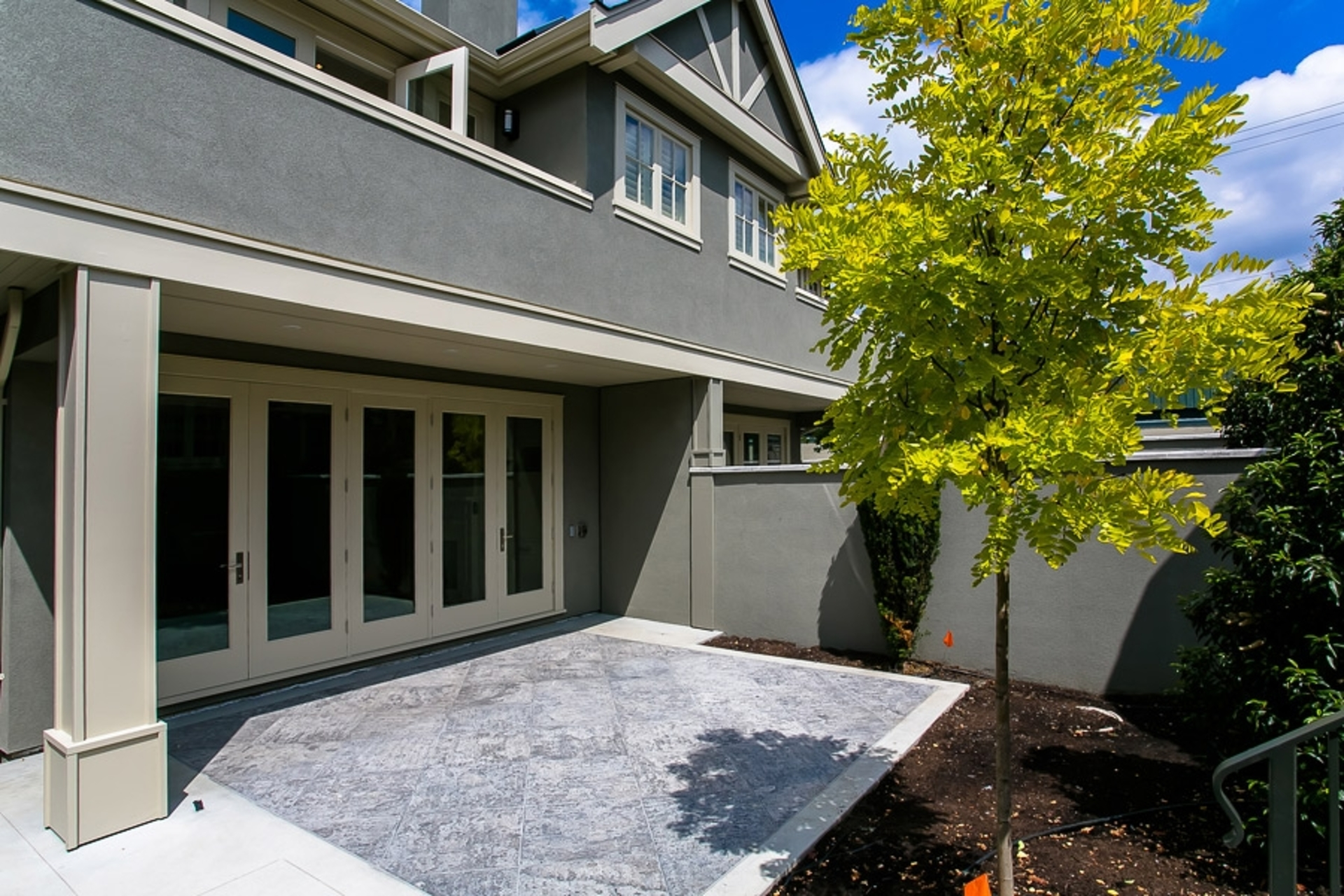 Patio at 1706 West 15th Avenue, Shaughnessy, Vancouver West