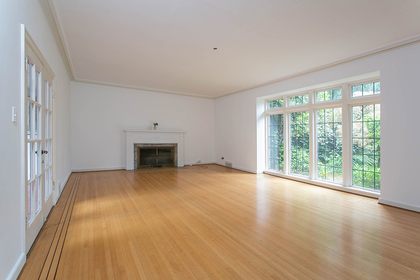 Living Room at 4770 West 2nd Avenue, Point Grey, Vancouver West