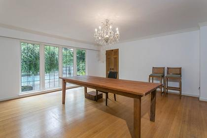 Dining Room at 4770 West 2nd Avenue, Point Grey, Vancouver West