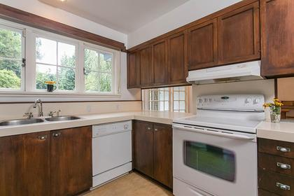 Kitchen at 4770 West 2nd Avenue, Point Grey, Vancouver West