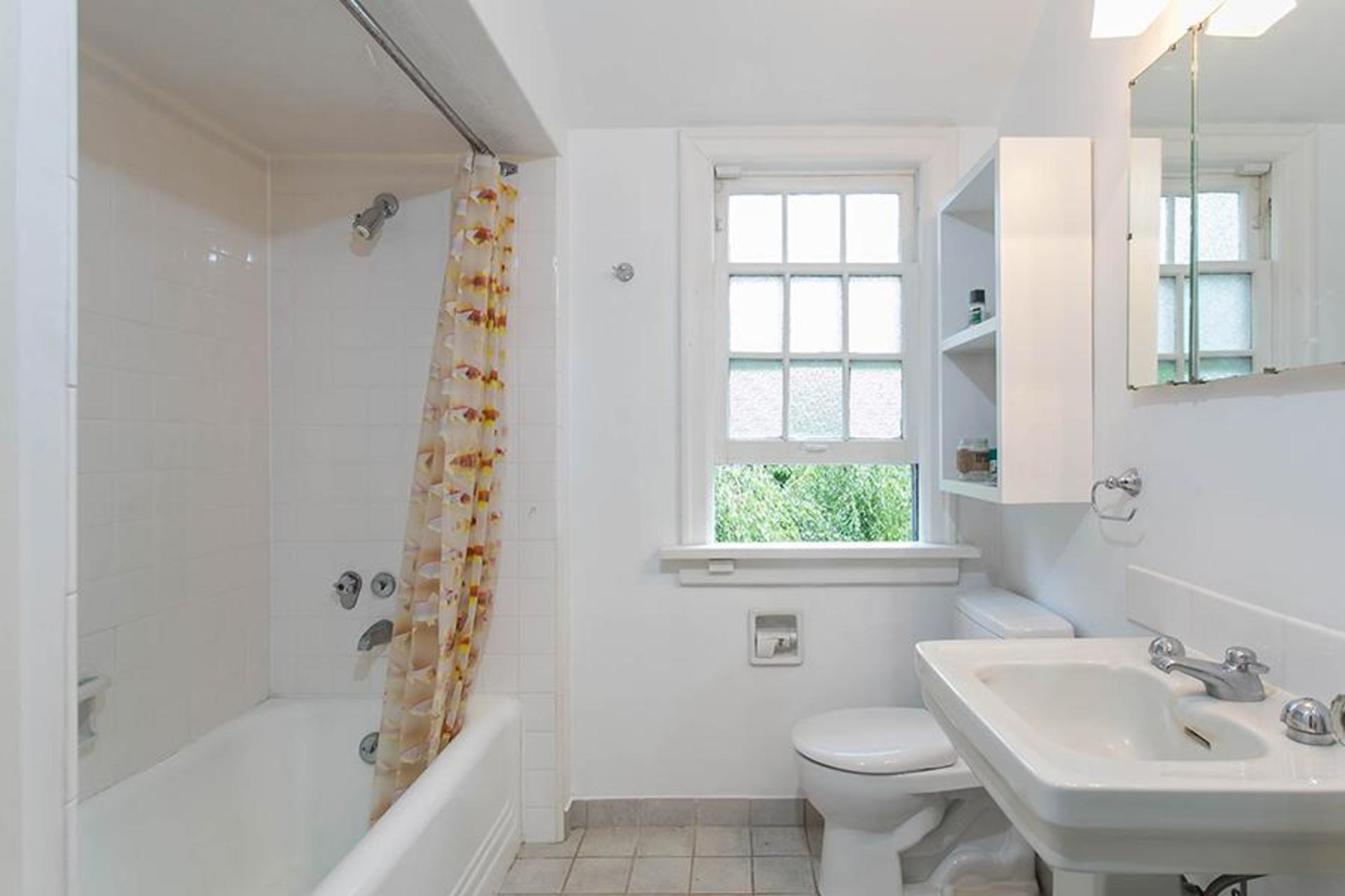 Bathroom at 4770 West 2nd Avenue, Point Grey, Vancouver West