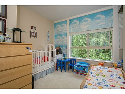 Bedroom at 510 - 6333 Larkin Drive, University VW, Vancouver West