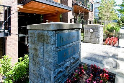 Entrance at 510 - 6333 Larkin Drive, University VW, Vancouver West