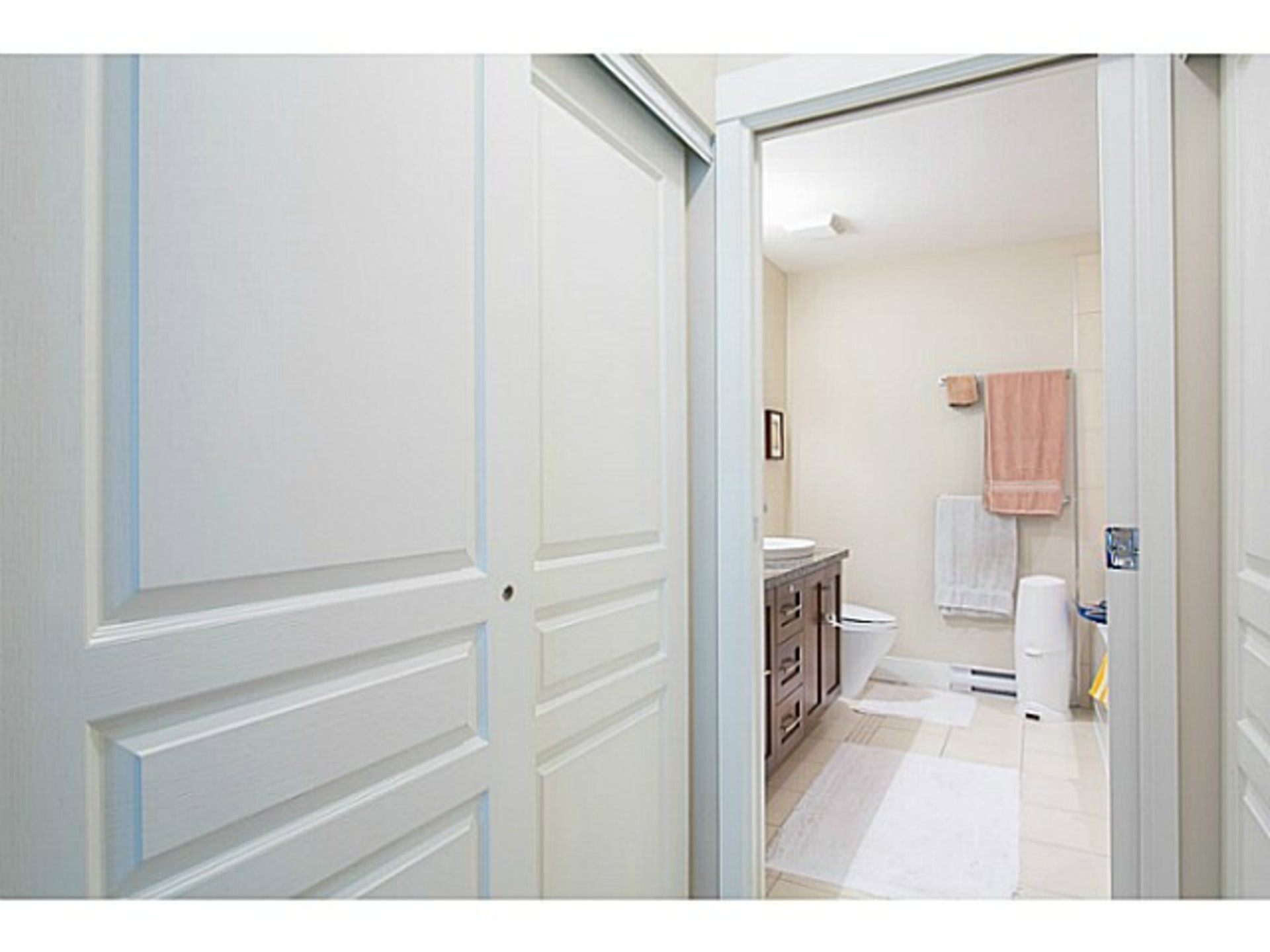 Bathroom at 510 - 6333 Larkin Drive, University VW, Vancouver West