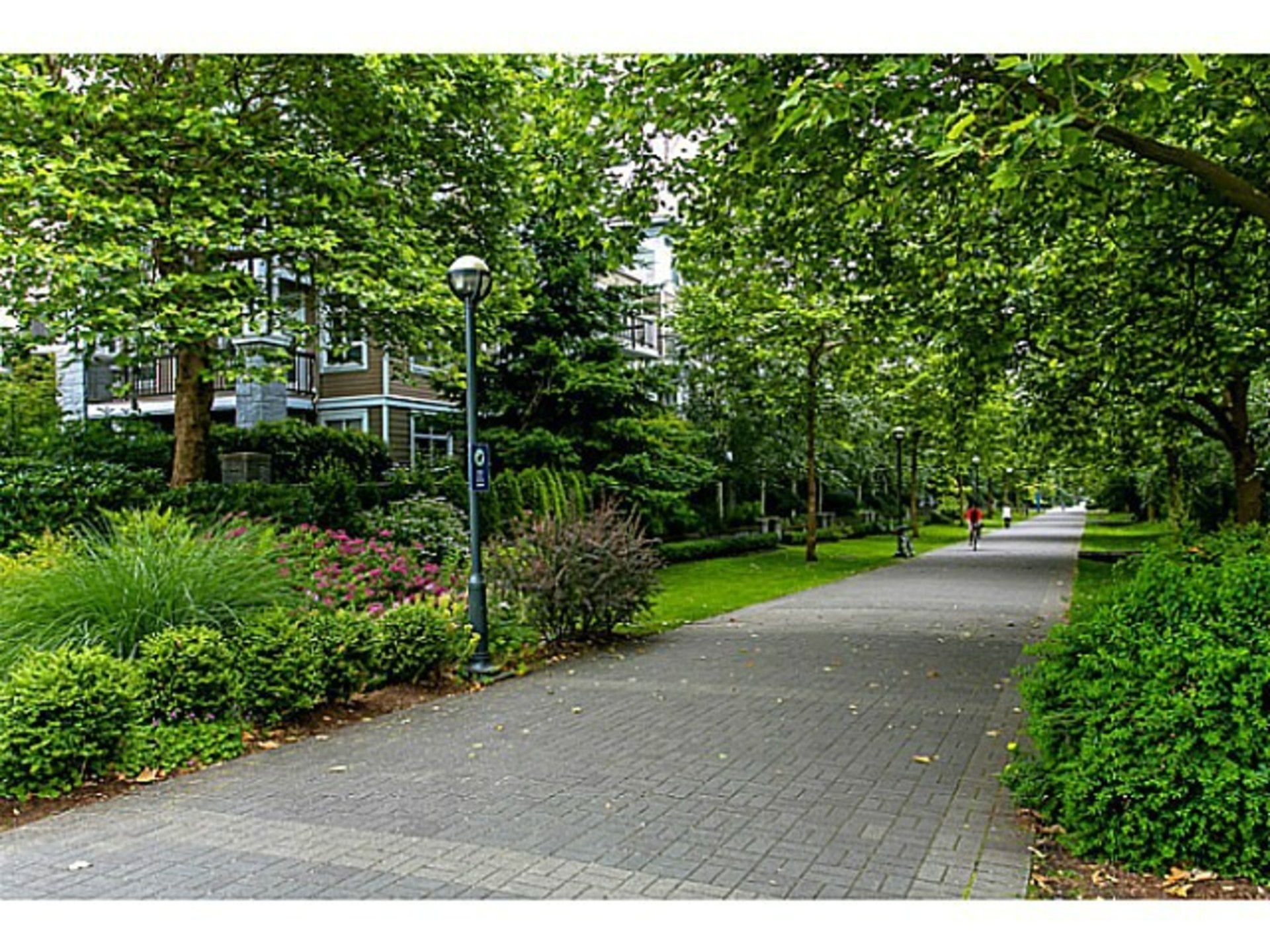 Street view at 510 - 6333 Larkin Drive, University VW, Vancouver West