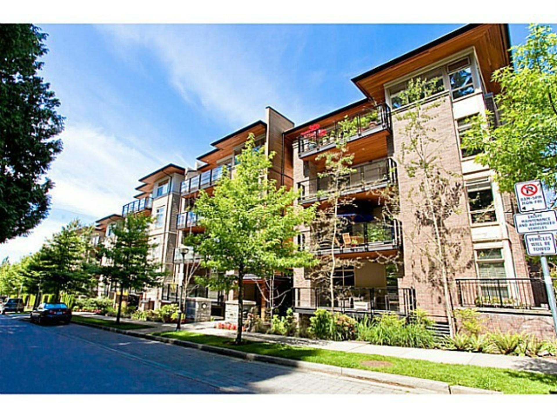 Building at 510 - 6333 Larkin Drive, University VW, Vancouver West