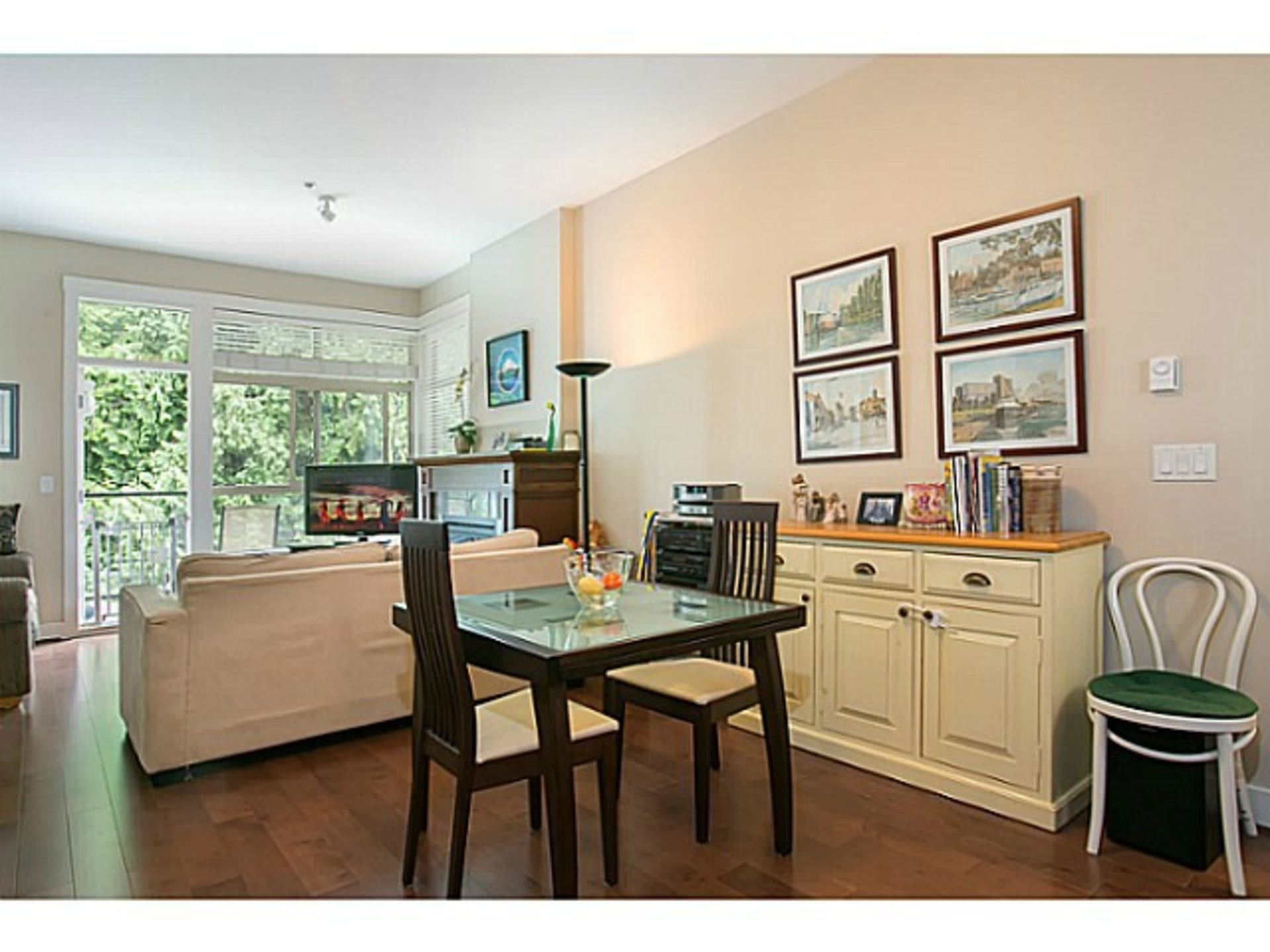 Dining Room at 510 - 6333 Larkin Drive, University VW, Vancouver West