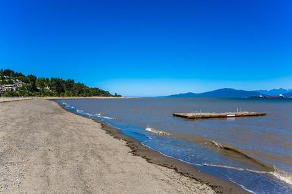 Beach at Address Upon Request, Point Grey, Vancouver West