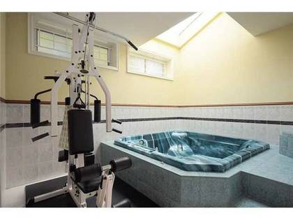 Jacuzzi/Gym at Address Upon Request, Kerrisdale, Vancouver West