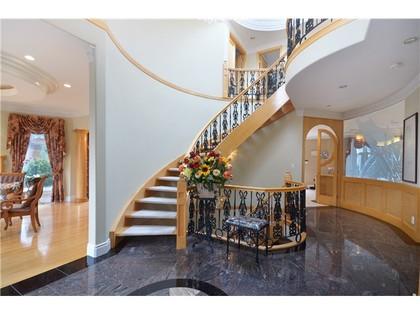 Foyer at Address Upon Request, Kerrisdale, Vancouver West