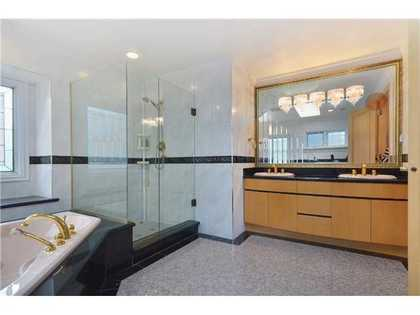 Master Bath at Address Upon Request, Kerrisdale, Vancouver West