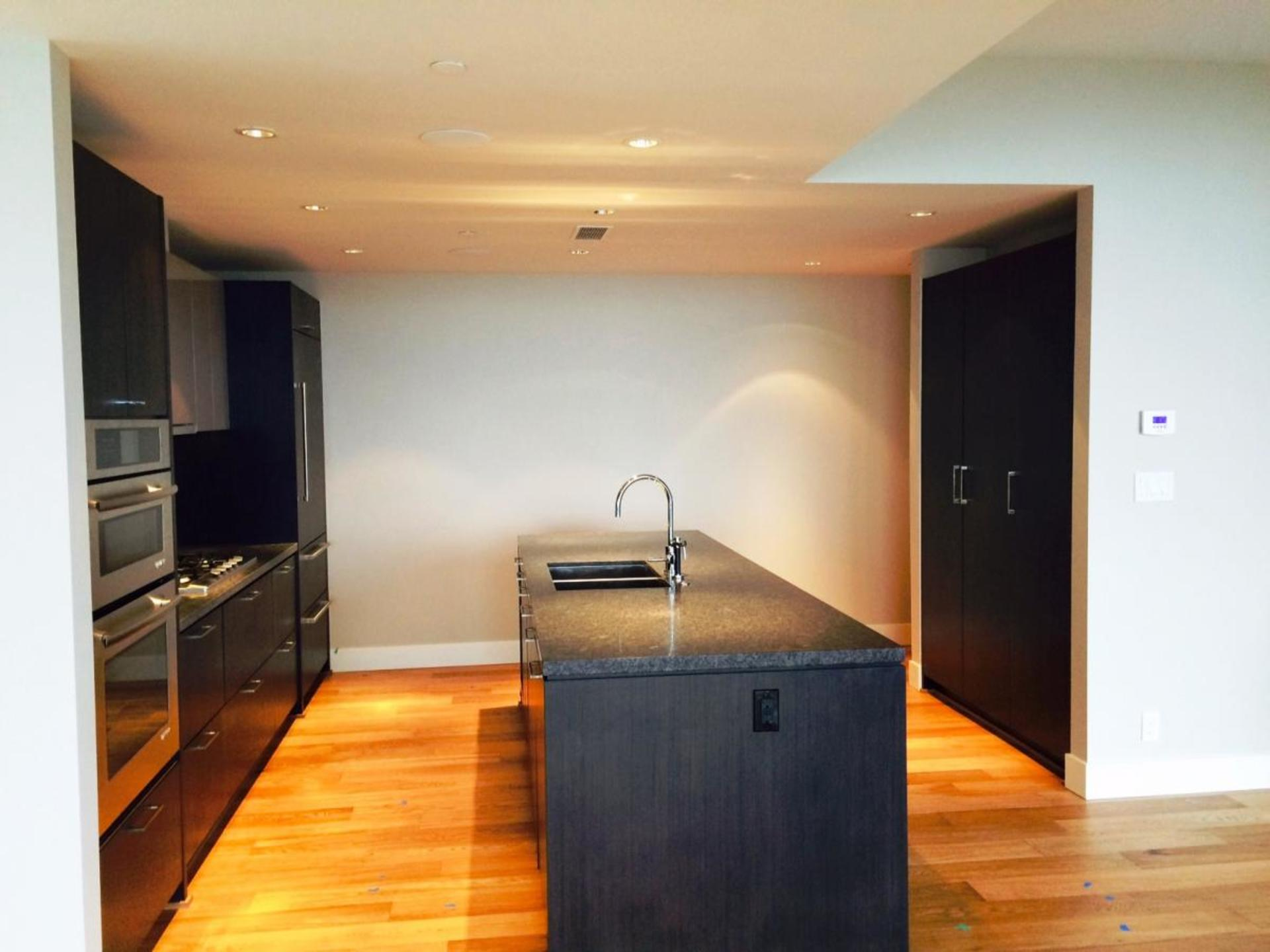 Kitchen at 602 - 908 Keith Road, Park Royal, West Vancouver