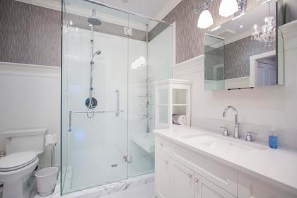 Master Bathroom at Address Upon Request, Point Grey, Vancouver West