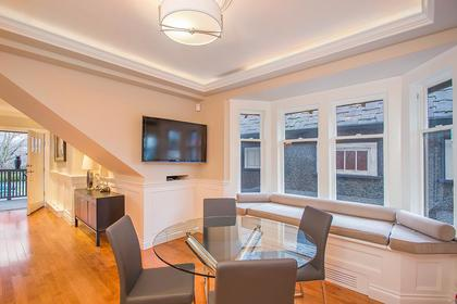 Dining Room at Address Upon Request, Point Grey, Vancouver West