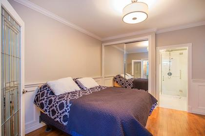 Master Bedroom at Address Upon Request, Point Grey, Vancouver West