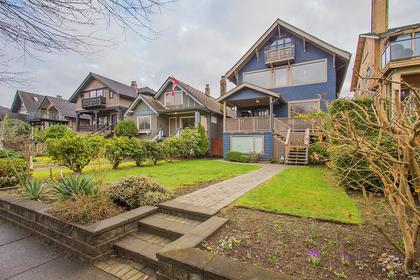Front at Address Upon Request, Point Grey, Vancouver West