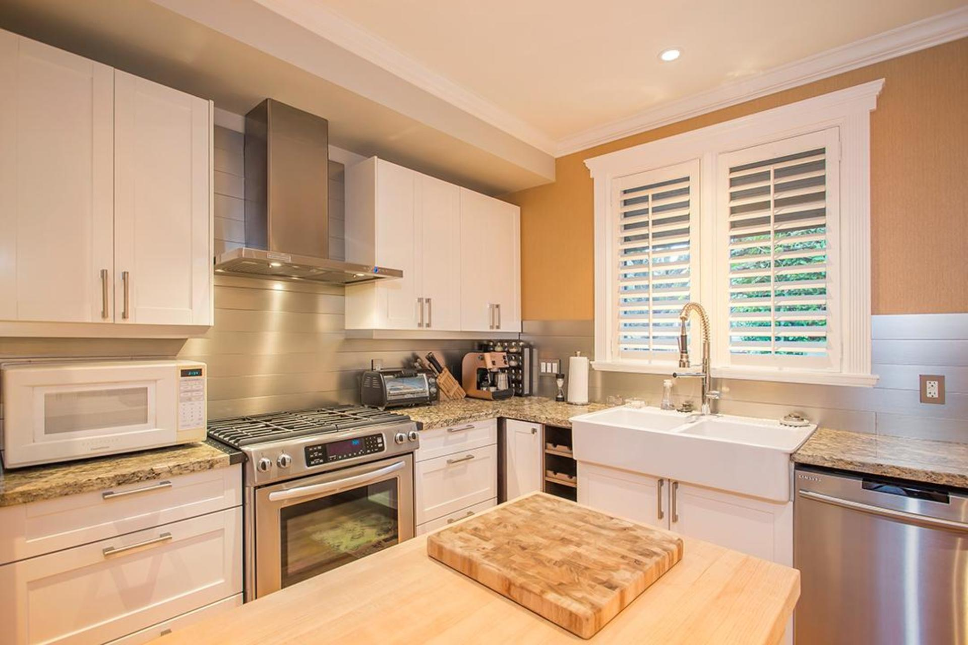 Kitchen at Address Upon Request, Point Grey, Vancouver West