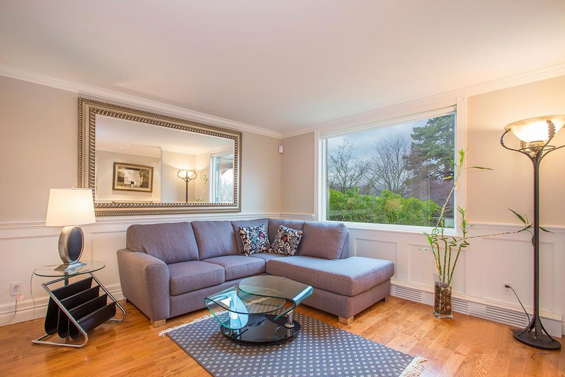 Living Room at Address Upon Request, Point Grey, Vancouver West