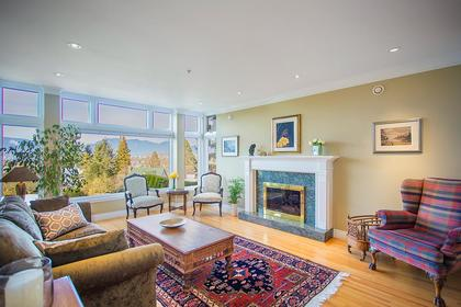 Living Room at 2828 West 28 , MacKenzie Heights, Vancouver West