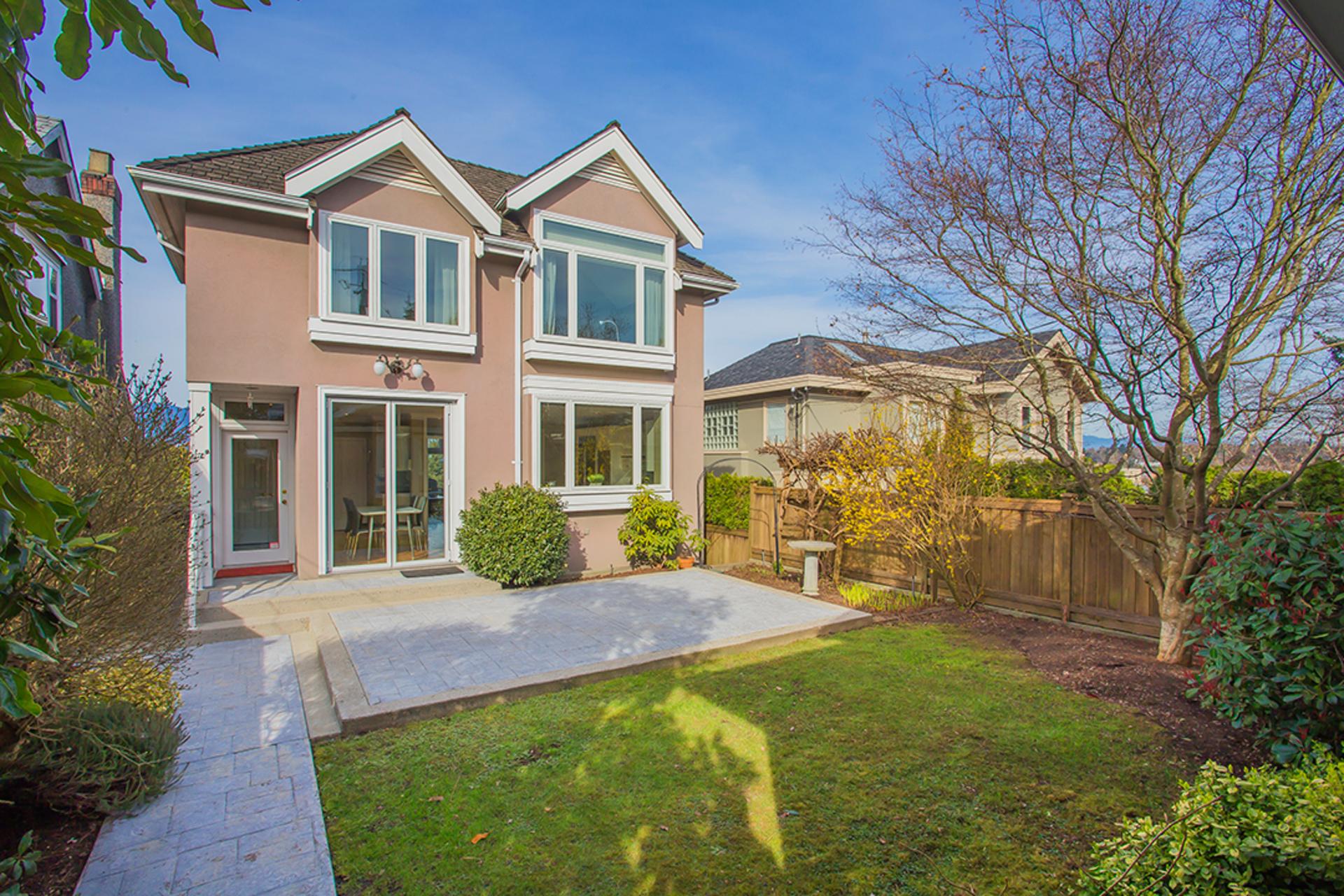 Garden at 2828 West 28 , MacKenzie Heights, Vancouver West
