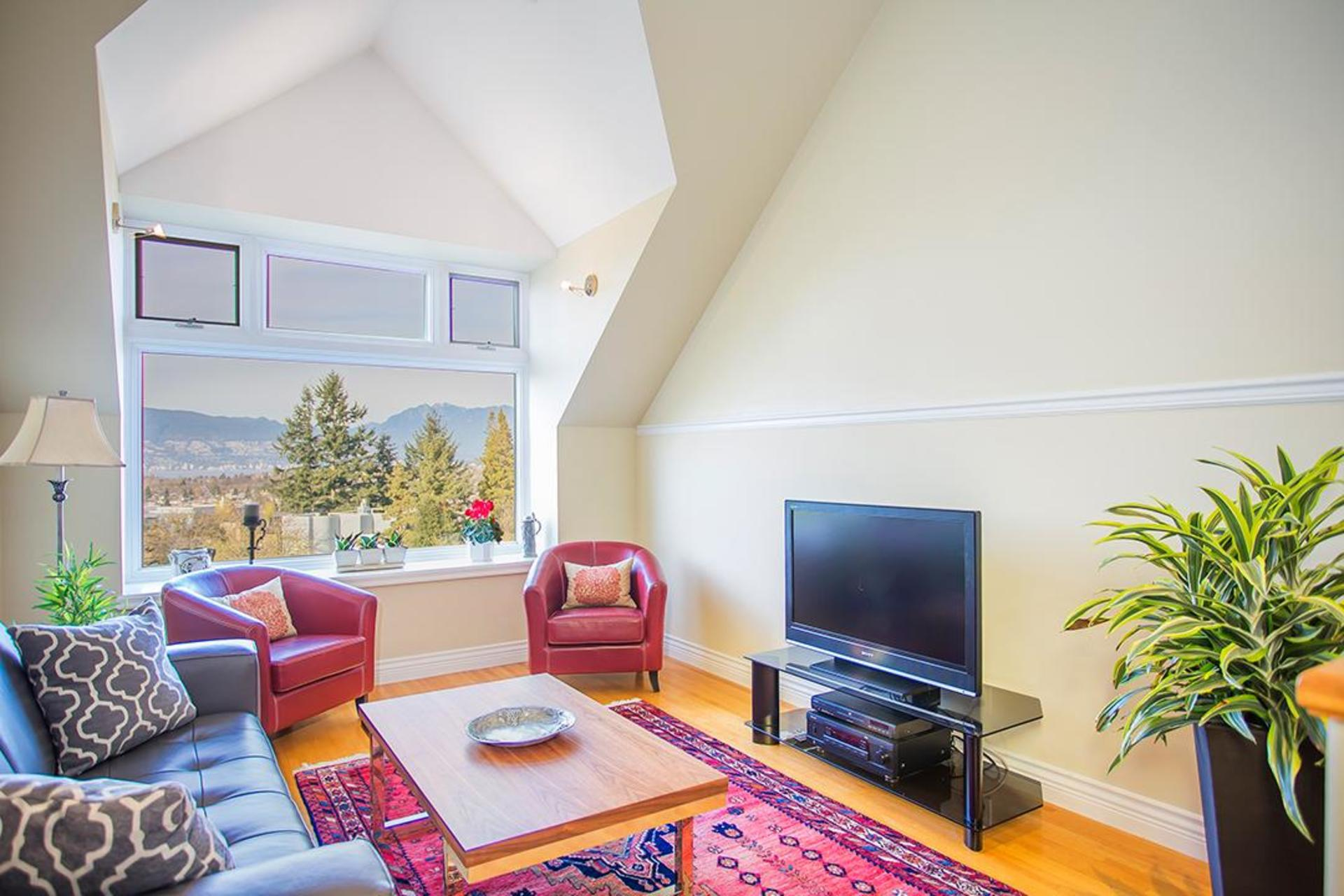 Family Room at 2828 West 28 , MacKenzie Heights, Vancouver West