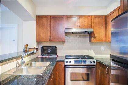Kitchen at 218 - 2388 Western Parkway, University VW, Vancouver West