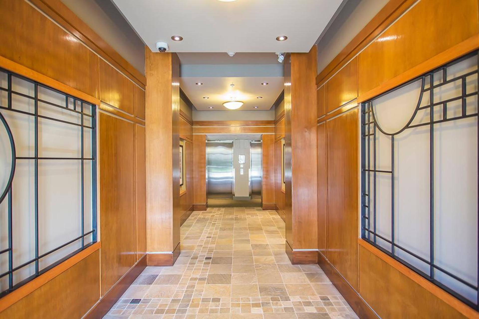 Lobby at 218 - 2388 Western Parkway, University VW, Vancouver West