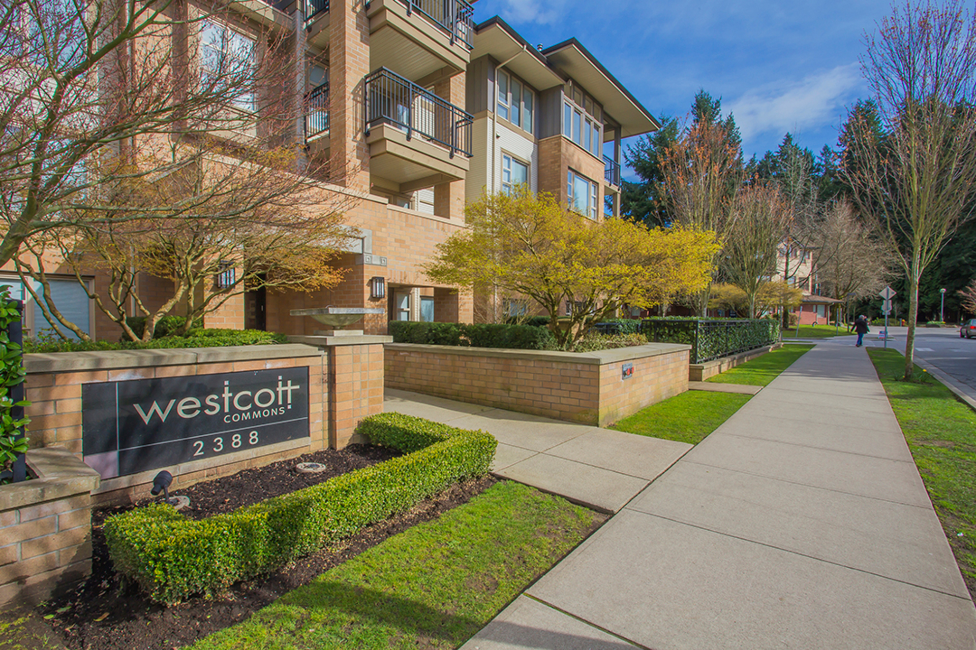 Street at 218 - 2388 Western Parkway, University VW, Vancouver West
