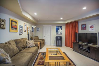 Family Room at 1858 Quilchena Crescent, Quilchena, Vancouver West