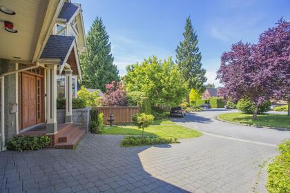 Entrance at 1858 Quilchena Crescent, Quilchena, Vancouver West