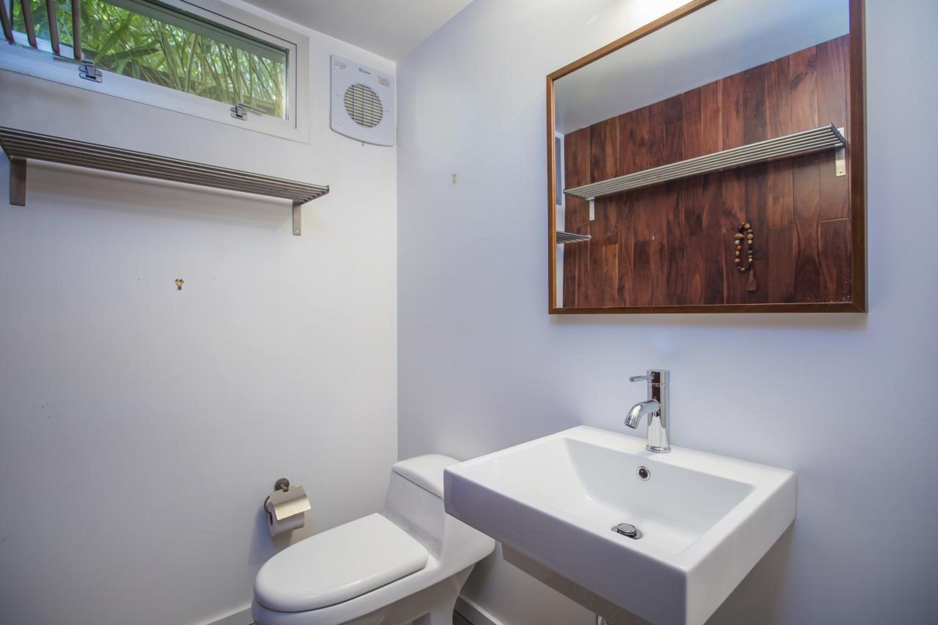 Half Bathroom at 1328 East 6th , Grandview VE, Vancouver East